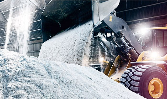 15. What importance does salt have in Industry?